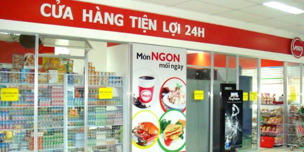 bán hàng siêu thị Mini